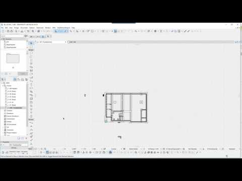 BIM med ARCHICAD: IFC og Survey Point problem