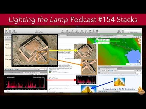 Stacks (Lighting the Lamp Video Podcast #154)