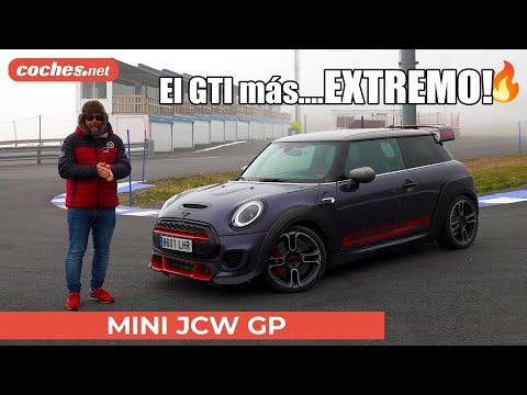 MINI John Cooper Works GP 2020 | Prueba / Test / Review en español | coches.net