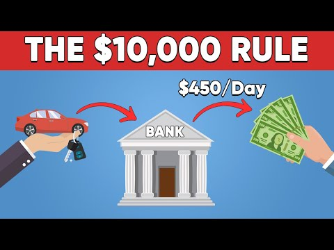 If You Have $10,000 In The Bank, Do These 5 Things photo