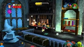 Прохождение LEGO Harry Potter Years 1-4(PC) Часть 7