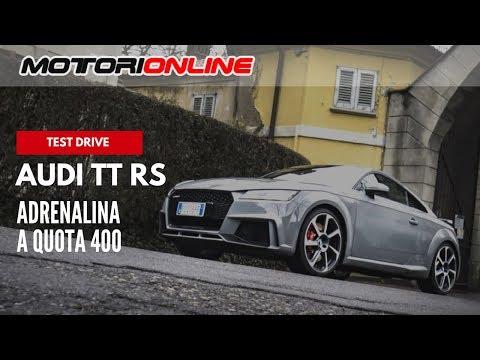 Audi TT RS | Test drive