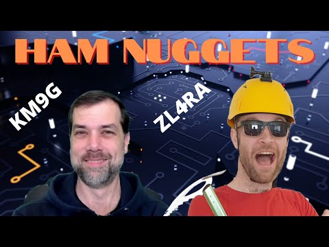 Ham Nuggets Live - Radio Runner/ZL4RA Chris Rio