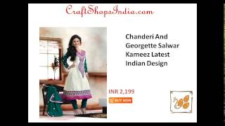 Punjabi Suits Online Shopping at Craft Shops India