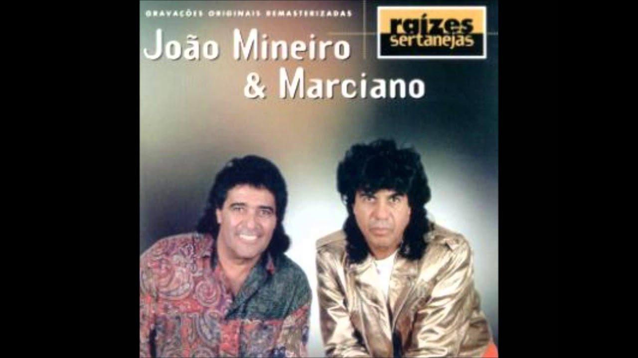 Se eu não puder te esquecer - João Mineiro e Marciano