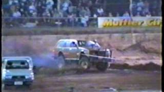 Extreme Mudding - 600hp off road madness