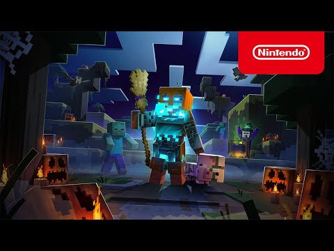 Minecraft Dungeons: Spookier Fall Event – Nintendo Switch