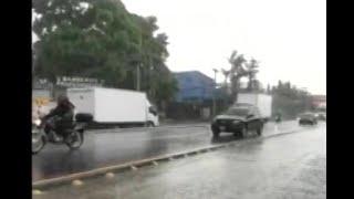 Bomberos Voluntarios en alerta por la lluvias