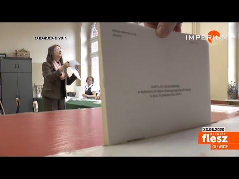 Flesz Gliwice / Wybory prezydenckie już w niedzielę