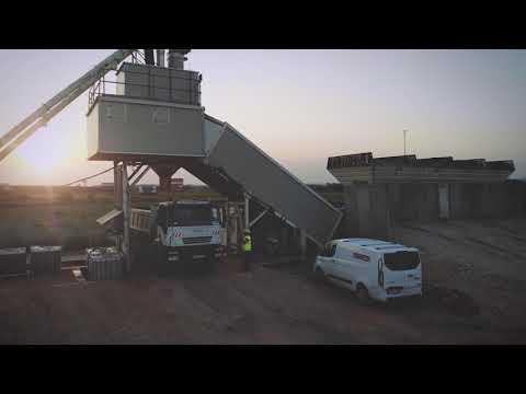 FRISSBETON: M0 gyorsforgalmi út Szigetszentmiklós