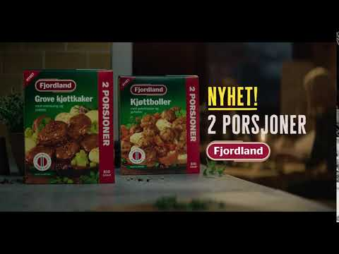 Fjordland 2 porsjoner