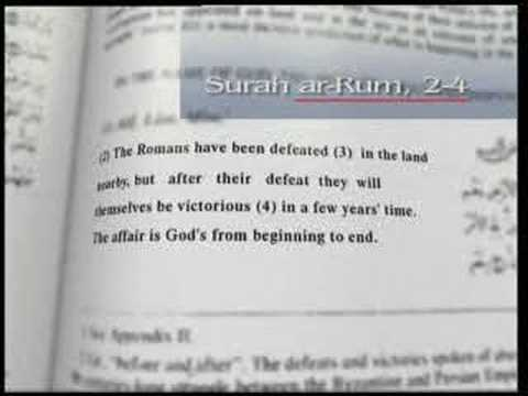 The Miracles of z Quran(14)Three stages of z Baby in Womb