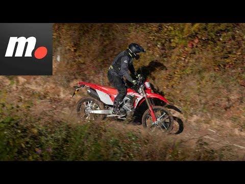 Honda CRF 450 L | Presentación / Primera Prueba / Test / Preview en español