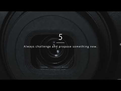 Ricoh GR Concept Movie