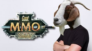 Goat Simulator MMO - GIANT SPIDER ANT BATTLE