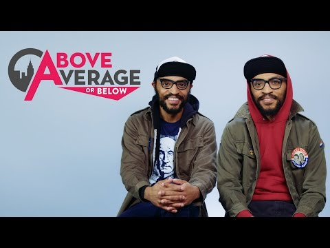 The Lucas Bros. | Above Average or Below