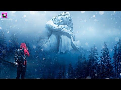 The Sleeping  Mountain - Photo Manipulation Tutorial - Photoshop CC