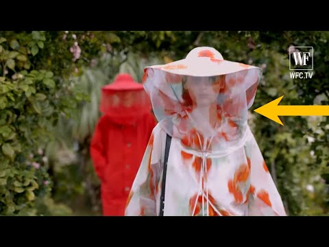 KENZO spring-summer 2021 fashion will protect you from insects & mosquitoes