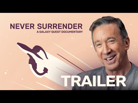 We Made a Galaxy Quest Documentary! | Official Trailer | Feat. Tim Allen, Sigourney Weaver & More!