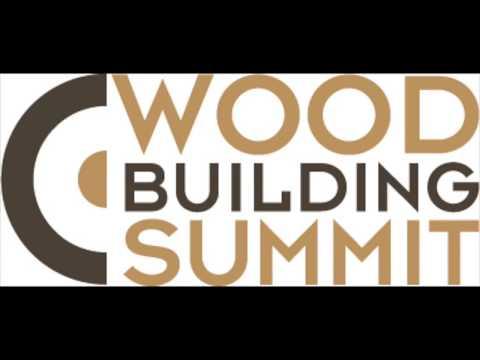 Bostads och digitaliseringsminister Peter Eriksson på Wood Building Summit 2017