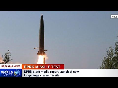 Einar Tangen talks about DPRK's missile test