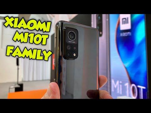 Ecco la nuova famiglia Xiaomi Mi 10T  …