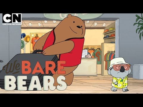We Bare Bears | Vacation Preview | Cartoon Network