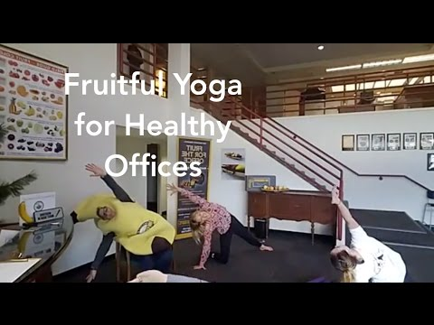 Destress and Stretch - Office Yoga Class