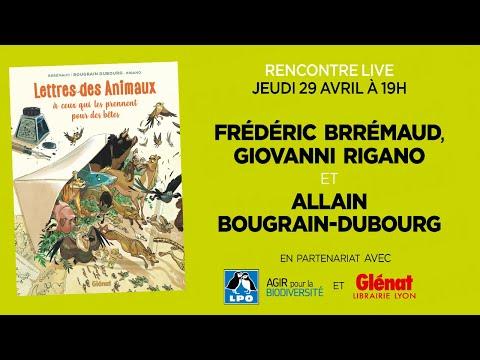 Vidéo de Frédéric Brémaud
