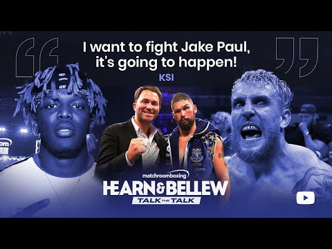 KSI calls out Jake Paul to 'finish off YouTube boxing' 4