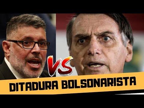 ALEXANDRE FROTA DETONA BOLSONARO NO RODA VIVA