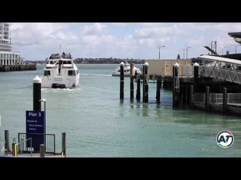 Auckland ferries reach six million passenger trips