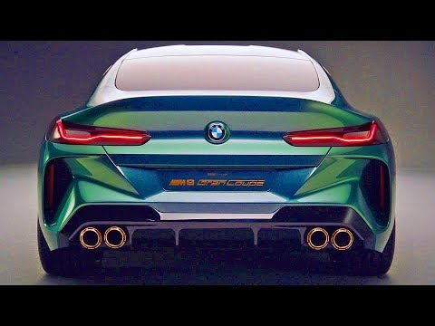 BMW M8 Gran Coupe (2019) Perfect Concept