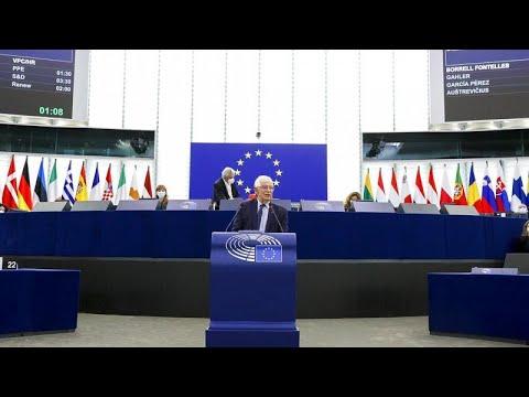 AUKUS: Brüsszelt meglepte a brit-amerikai-ausztrál megállapodás