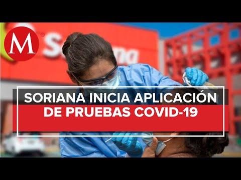 Así puedes hacerte la prueba de covid 19 en Soriana