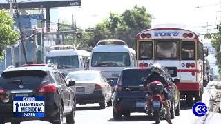 #Teleprensa33 | Transporte público no volverá el 7 de julio
