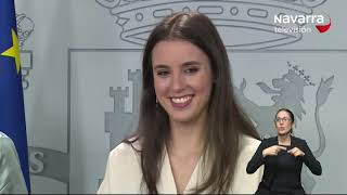 Noticias de Navarra 14:30h 17/01/2020 Lengua de signos