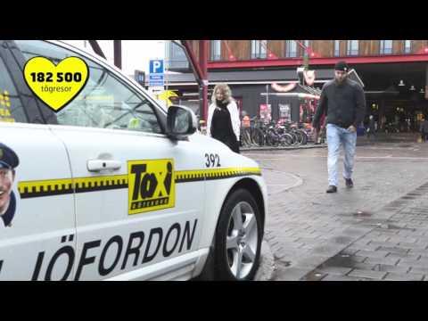 Taxi Göteborg - Vi älskar Göteborg, del 4