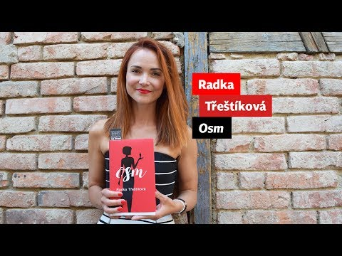 Radka Třeštíková představuje svou knihu Osm