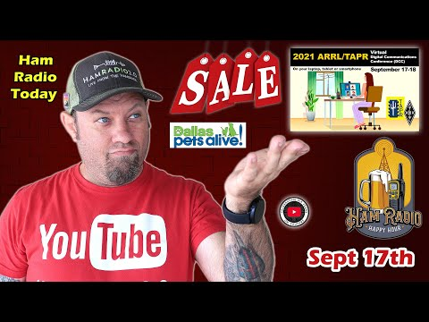 Ham Radio Today - Ham Radio Events and Deals for September 2021
