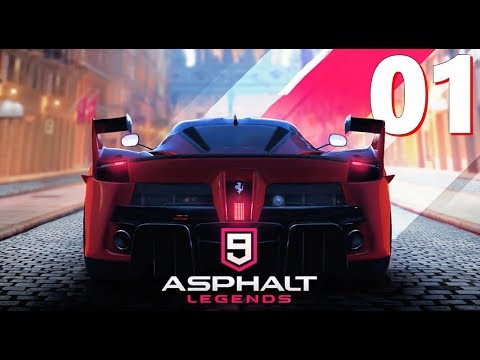 Asphalt 9 Legends - Career Play Through Part 1 - Iphone 8s Plus Footage