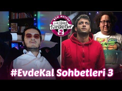 Metin Pıhlıses ile ÇGH #EvdeKal Sohbetleri - 3.Bölüm (Cenan Adıgüzel & Hacı Ahmet Ak)