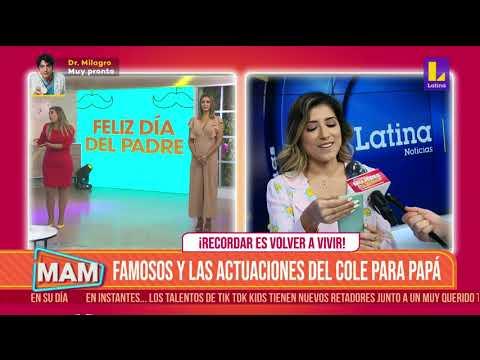 Mujeres Al Mando   Óscar López Arias nos cuenta cómo es su faceta como papá