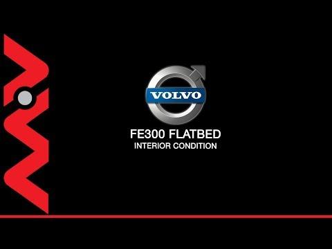 SK63JYU Volvo FE 300 Interior Condition