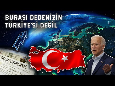 Burası Dedenizin Türkiye'si Değil! WSJ Analizi!