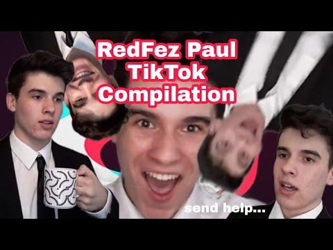 RedFez TikTok Compilation: Paul from TGWDLM Cosplay!