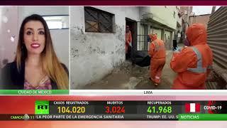 El epicentro de la pandemia de coronavirus se desplaza hacia Sudamérica