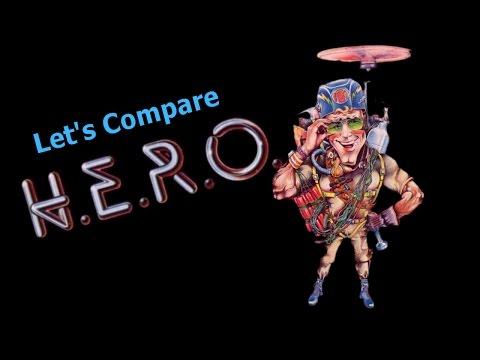 Let's Compare  ( H.E.R.O. )