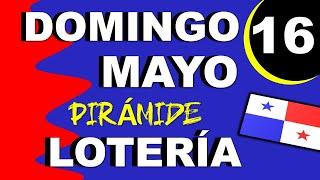 Piramide Suerte Decenas Para Domingo 16 de Mayo 2021 Loteria Nacional Panama Dominical Comprar