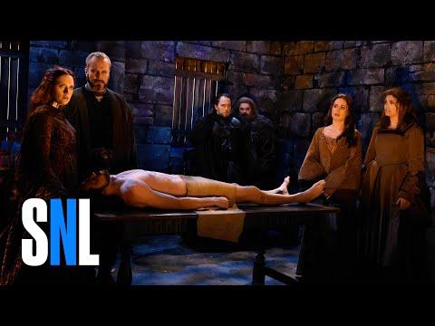 connectYoutube - Game of Thrones: Jon Snow - SNL